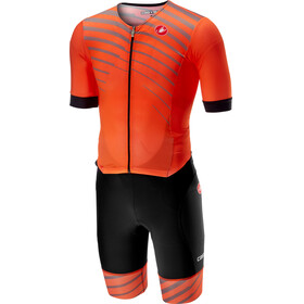 Castelli Free Sanremo SS Suit Men orange